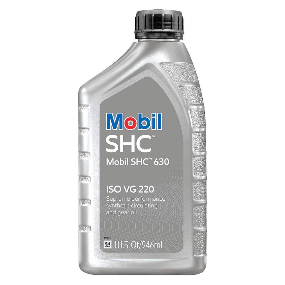 Mobil Gear Oils